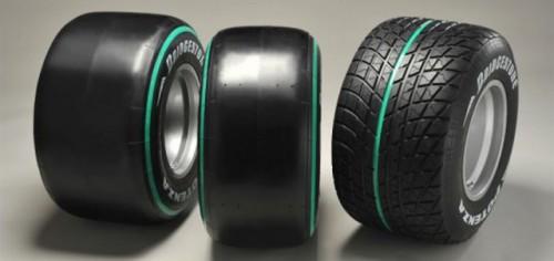 Formula 1 a ramas fara pneuri16815