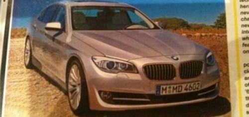 Noul BMW Seria 5, deconspirat de jurnalistii francezi16811