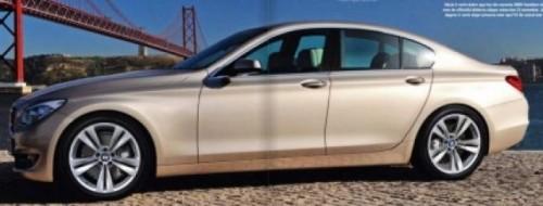 Noul BMW Seria 5, deconspirat de jurnalistii francezi16813