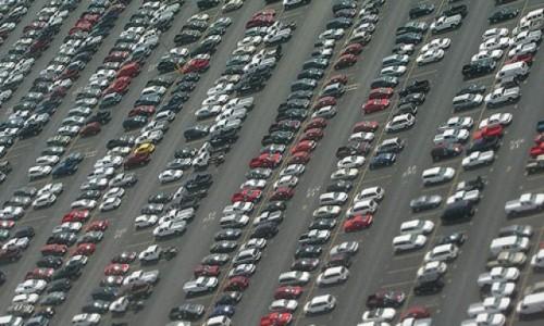Inmatricularile de autovehicule pentru pasageri au scazut cu 36,9% si cele pentru marfuri cu 51,9%16792