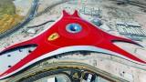 Primele imagini cu parcul Ferrari din Abu Dhabi16782