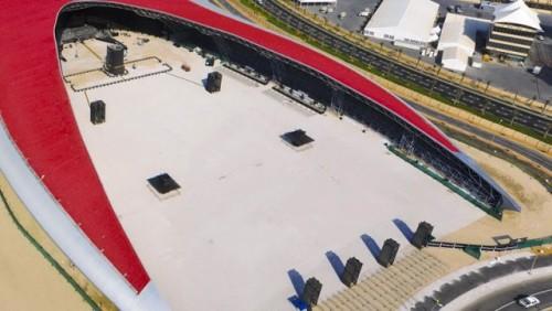 Primele imagini cu parcul Ferrari din Abu Dhabi16784