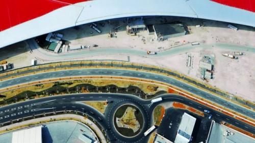 Primele imagini cu parcul Ferrari din Abu Dhabi16786