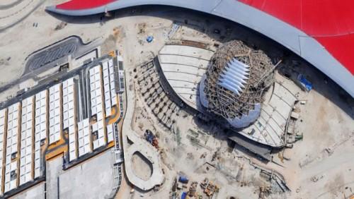 Primele imagini cu parcul Ferrari din Abu Dhabi16788