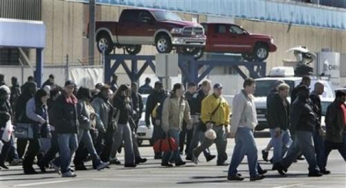 Chrysler disponibilizeaza 23.000 de angajati16774