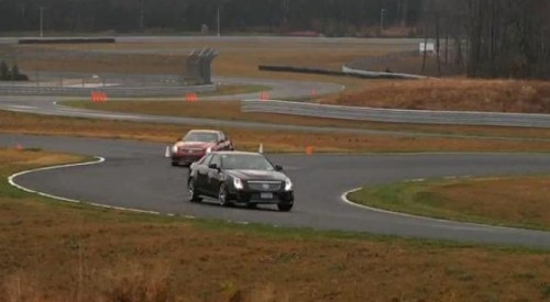 VIDEO: Cadillac CTS-V Challenge16767