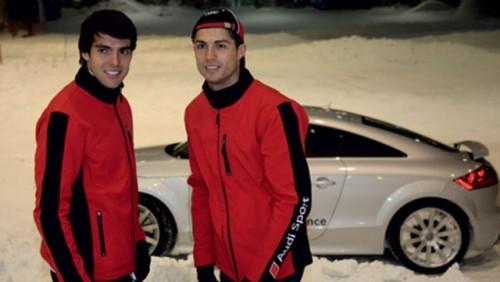 Cristiano Ronaldo a primit gratis un Audi RS616723