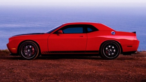 Dodge Challenger de 700 CP, prezent la SEMA16717