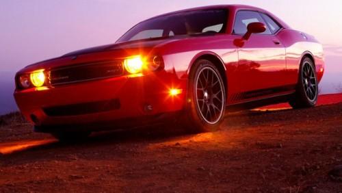 Dodge Challenger de 700 CP, prezent la SEMA16718