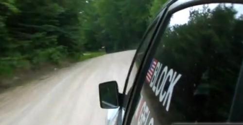 VIDEO: Subaru Impreza STI pe o proba de raliu16676