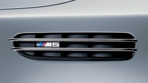 BMW pregateste noul M5 CLS16675