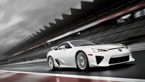 Toyota merge pe linie moarta cu Lexus LF-A16643