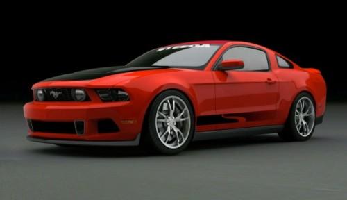 SEMA Las Vegas: Ford scoate Mustangul in fata16639