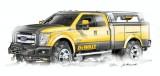 SEMA Las Vegas: Ford scoate Mustangul in fata16638