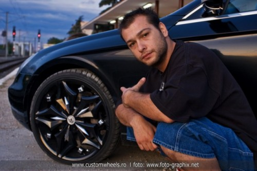 Galerie Foto: Pictorial incediar Custom Wheels16657