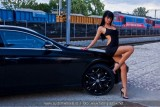 Galerie Foto: Pictorial incediar Custom Wheels16665