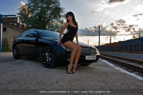 Galerie Foto: Pictorial incediar Custom Wheels16668