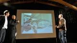 VIDEO: Un artist roman a conceput un BMW din origami16603