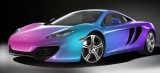 McLaren MP4-12C, disponibil in roz, turcoaz sau violet16599