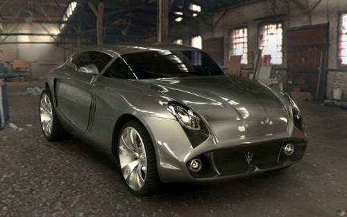 Acesta poate fi primul SUV Maserati?16593
