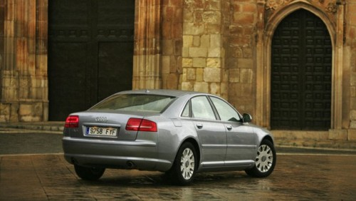 Noul Audi A8 poate debuta la Detroit16568
