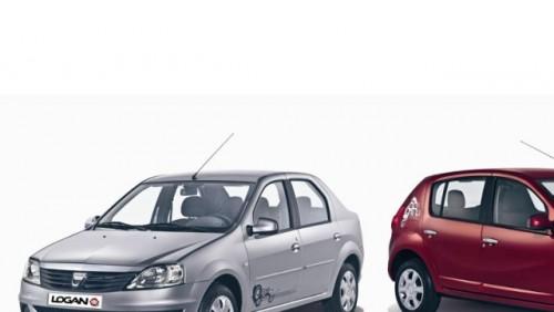 Dacia lanseaza Logan si Sandero Kiss Fm16566