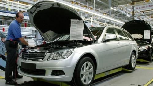 Daimler investeste 3 miliarde euro in uzinele germane16505