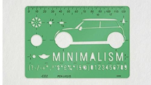 Mini a lansat un calendar minimalist16483