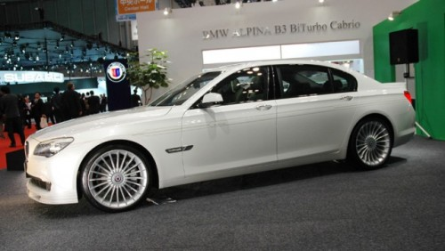 VIDEO: Alpina B7 Bi-Turbo LWB, limuzina sport16466