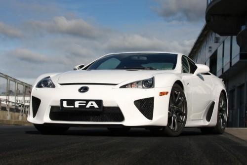 Noul Lexus LF-A, killer de Ferrari16406