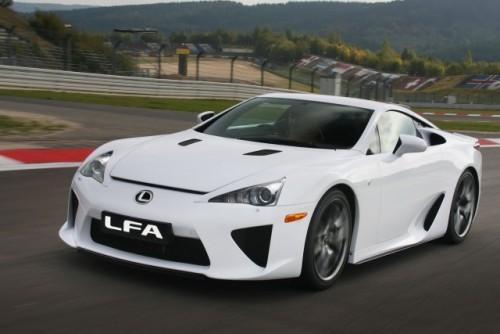 Noul Lexus LF-A, killer de Ferrari16408