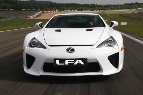 Noul Lexus LF-A, killer de Ferrari16409