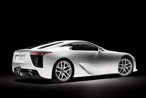 Noul Lexus LF-A, killer de Ferrari16412