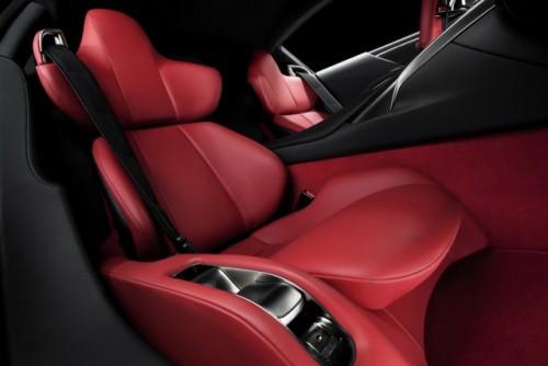 Noul Lexus LF-A, killer de Ferrari16417