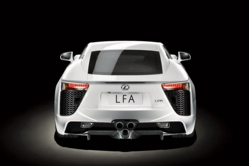 Noul Lexus LF-A, killer de Ferrari16426
