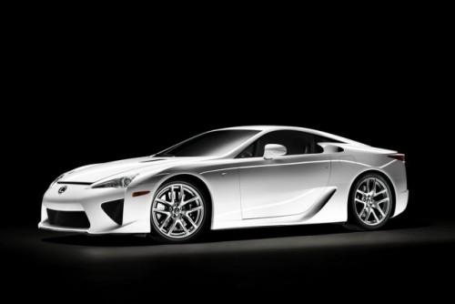 Noul Lexus LF-A, killer de Ferrari16429