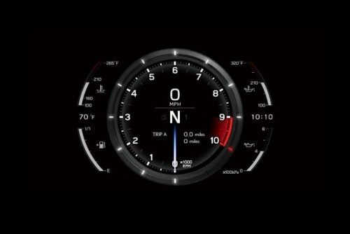 Noul Lexus LF-A, killer de Ferrari16445