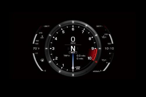 Noul Lexus LF-A, killer de Ferrari16446