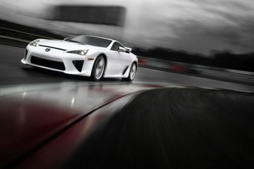 Noul Lexus LF-A, killer de Ferrari16448