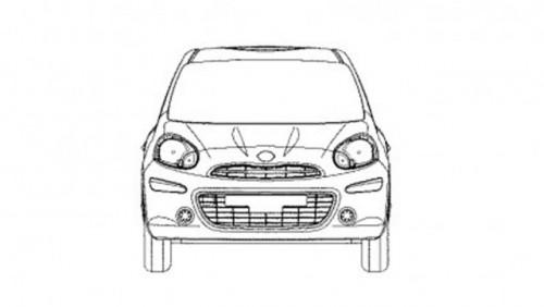 Schitele oficiale cu Nissan Micra16365