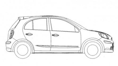 Schitele oficiale cu Nissan Micra16367