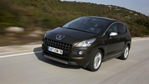 Peugeot 3008 a primit titlul Auto Europa 201016350