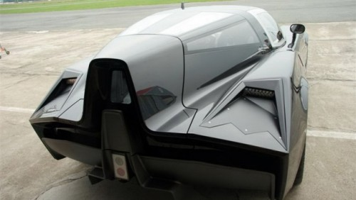 VIDEO: Spada Codatronca, Batmobile sau supercar?16321