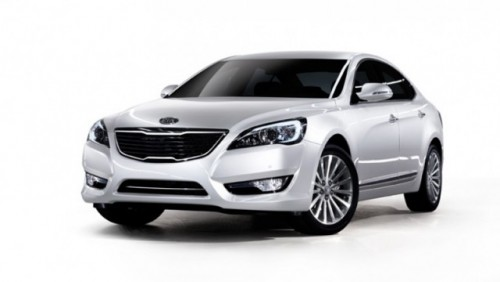 VIDEO: Kia Cadenza, dezvelita in Corea16304