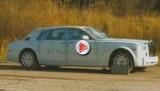 VIDEO: Test balistic pentru Rolls Royce Phantom16301