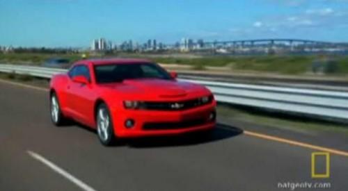 VIDEO: Cum a luat nastere Chevrolet Camaro16272