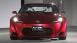 Fotografii noi cu conceptul Toyota FT-8616189