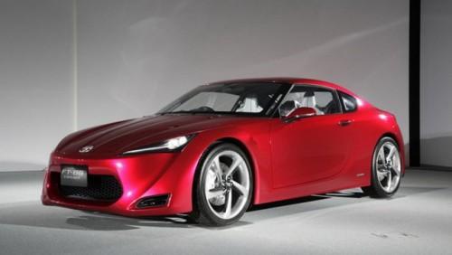 Fotografii noi cu conceptul Toyota FT-8616190