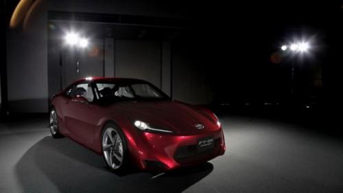 Fotografii noi cu conceptul Toyota FT-8616191