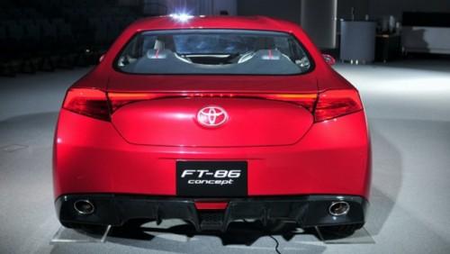 Fotografii noi cu conceptul Toyota FT-8616204